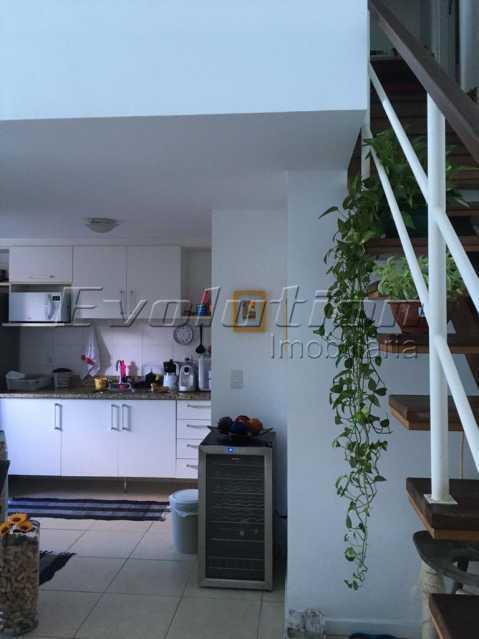loft2 - Loft 1 quarto à venda Barra da Tijuca, Zona Oeste,Rio de Janeiro - R$ 550.000 - EBLO10001 - 3