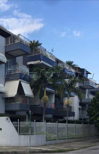 recreio11 - Apartamento 2 quartos à venda Recreio dos Bandeirantes, Zona Oeste,Rio de Janeiro - R$ 380.000 - EBAP20024 - 1
