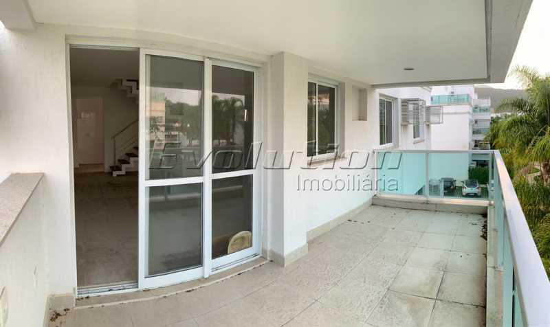 vilage6 - Cobertura 4 quartos à venda Recreio dos Bandeirantes, Zona Oeste,Rio de Janeiro - R$ 750.000 - EBCO40009 - 7