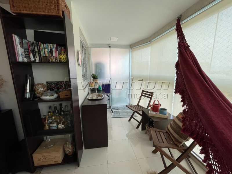 bora18 - Apartamento 2 quartos à venda Barra da Tijuca, Zona Oeste,Rio de Janeiro - R$ 630.000 - EBAP20026 - 19