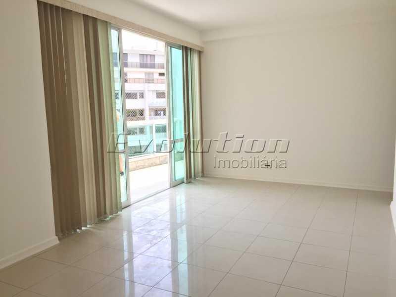 cobertura bruno 17 - Cobertura 2 quartos à venda Barra da Tijuca, Zona Oeste,Rio de Janeiro - R$ 990.000 - EBCO20002 - 4