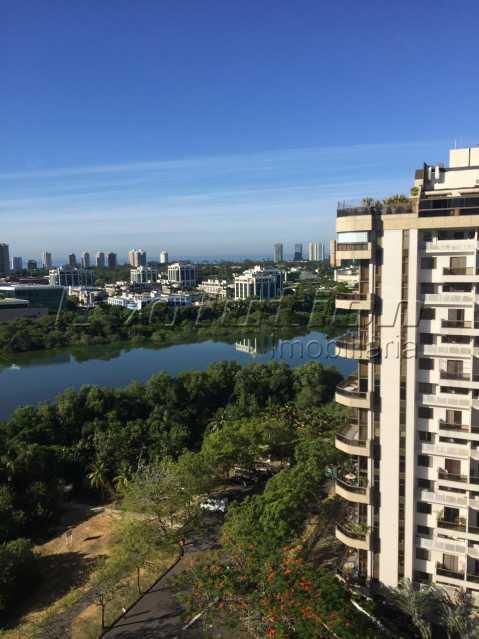 cobertura bruno 18 - Cobertura 2 quartos à venda Barra da Tijuca, Zona Oeste,Rio de Janeiro - R$ 990.000 - EBCO20002 - 1