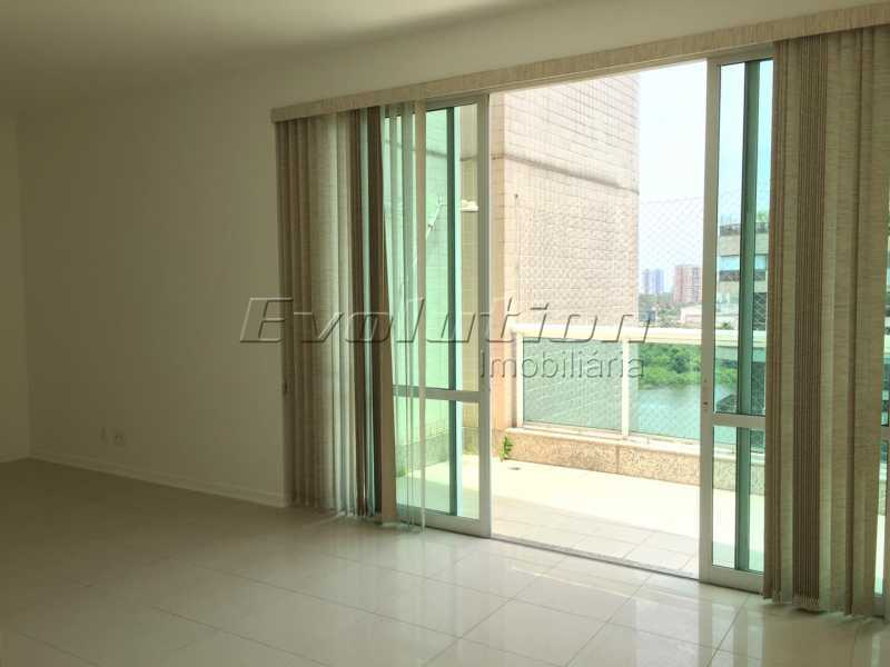 foto cobertura 3 - Cobertura 2 quartos à venda Barra da Tijuca, Zona Oeste,Rio de Janeiro - R$ 990.000 - EBCO20002 - 8