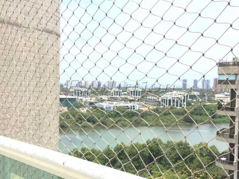 foto cobertura 4 - Cobertura 2 quartos à venda Barra da Tijuca, Zona Oeste,Rio de Janeiro - R$ 990.000 - EBCO20002 - 9
