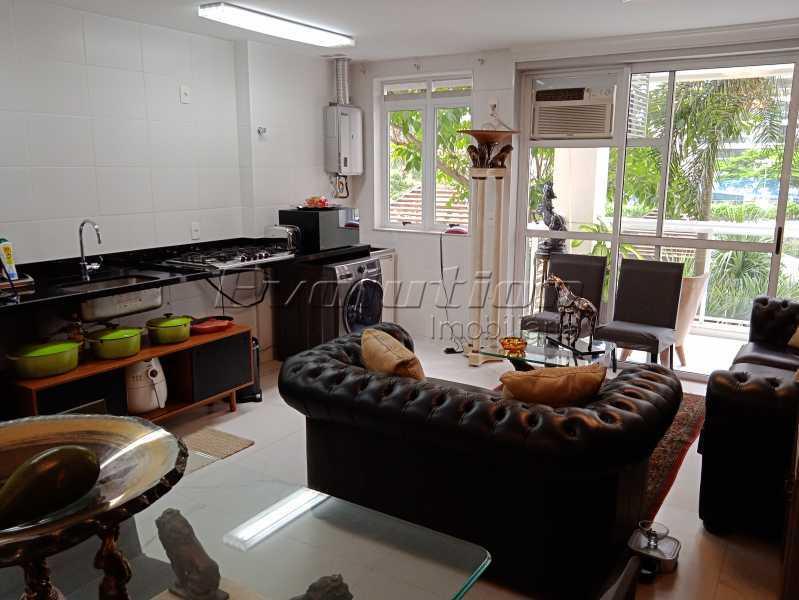 mandarim joaquim 3 - Apartamento 2 quartos à venda Barra da Tijuca, Zona Oeste,Rio de Janeiro - R$ 800.000 - EBAP20030 - 4
