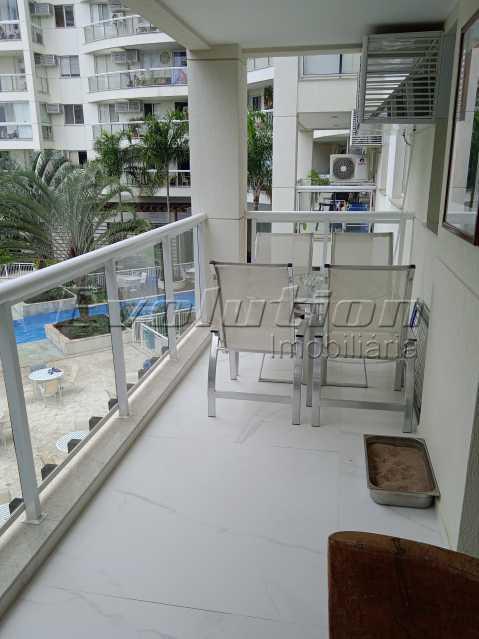 mandarim joaquim 6 - Apartamento 2 quartos à venda Barra da Tijuca, Zona Oeste,Rio de Janeiro - R$ 800.000 - EBAP20030 - 6