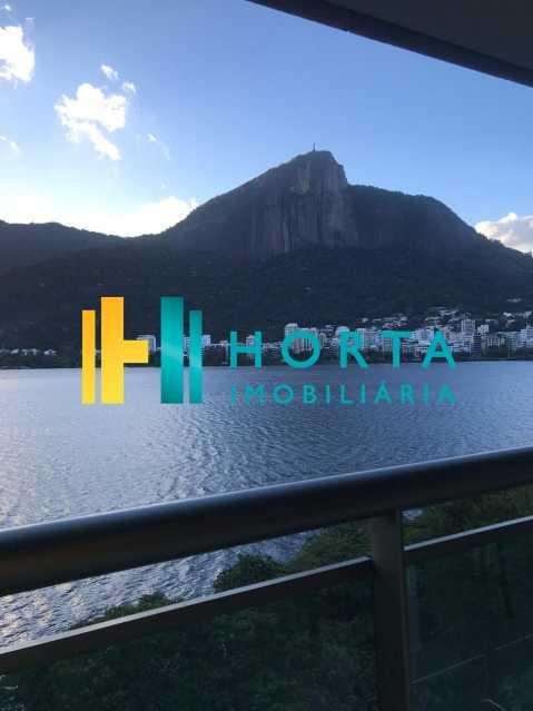 Rio de Janeiro flat ALUGUEL Lagoa