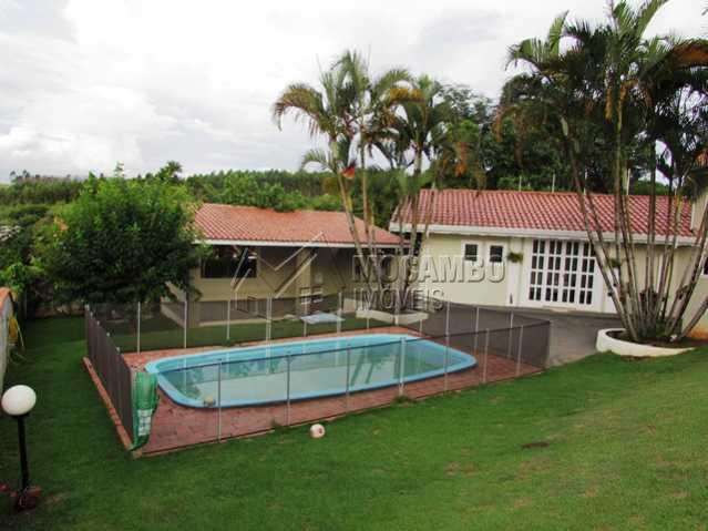 Casa De Condominio de 4 dormitórios à venda em Condominio Parque Da Fazenda, Itatiba - SP