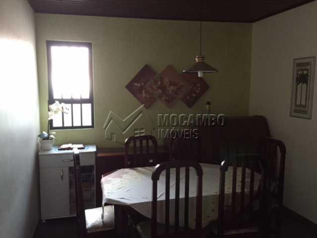 Casa de 4 dormitórios à venda em Nucleo Residencial Joao Corradini, Itatiba - SP