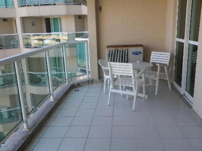 Rio de Janeiro flat VENDA Recreio dos Bandeirantes