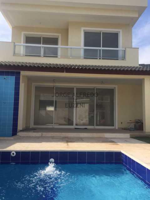 Rio de Janeiro casa condominio VENDA Vargem Grande