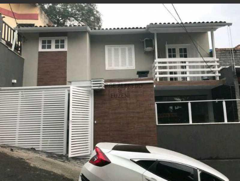 Rio de Janeiro casa condominio VENDA Taquara