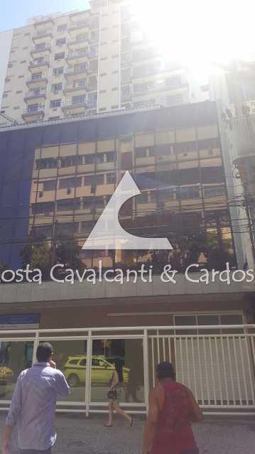 Rio de Janeiro RJ - Prédio para alugar